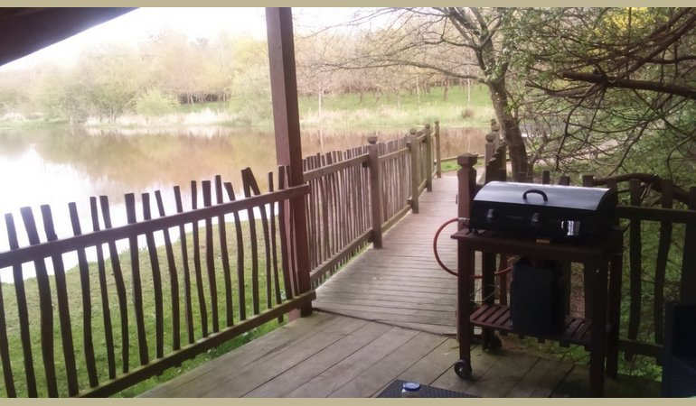 la plancha de la cabane du pêcheur