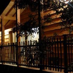 le balcon de nuit