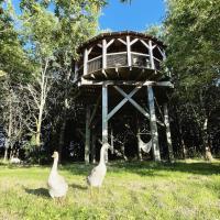 La cabane du hibou